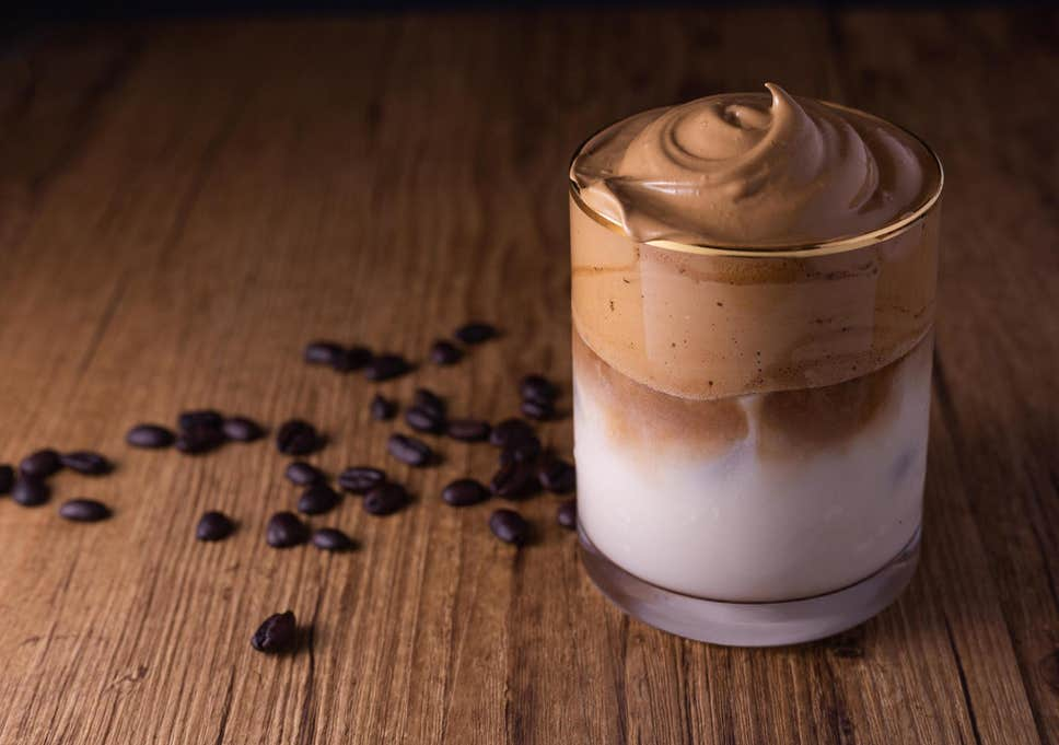 Công thức cà phê Dalogna – giải mã cơn sốt cà phê mới