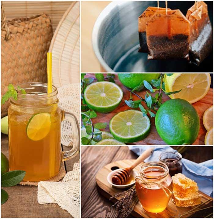 Cách làm trà chanh truyền thống tại nhà