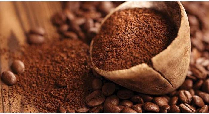 Nguyên liệu cafe rang xay
