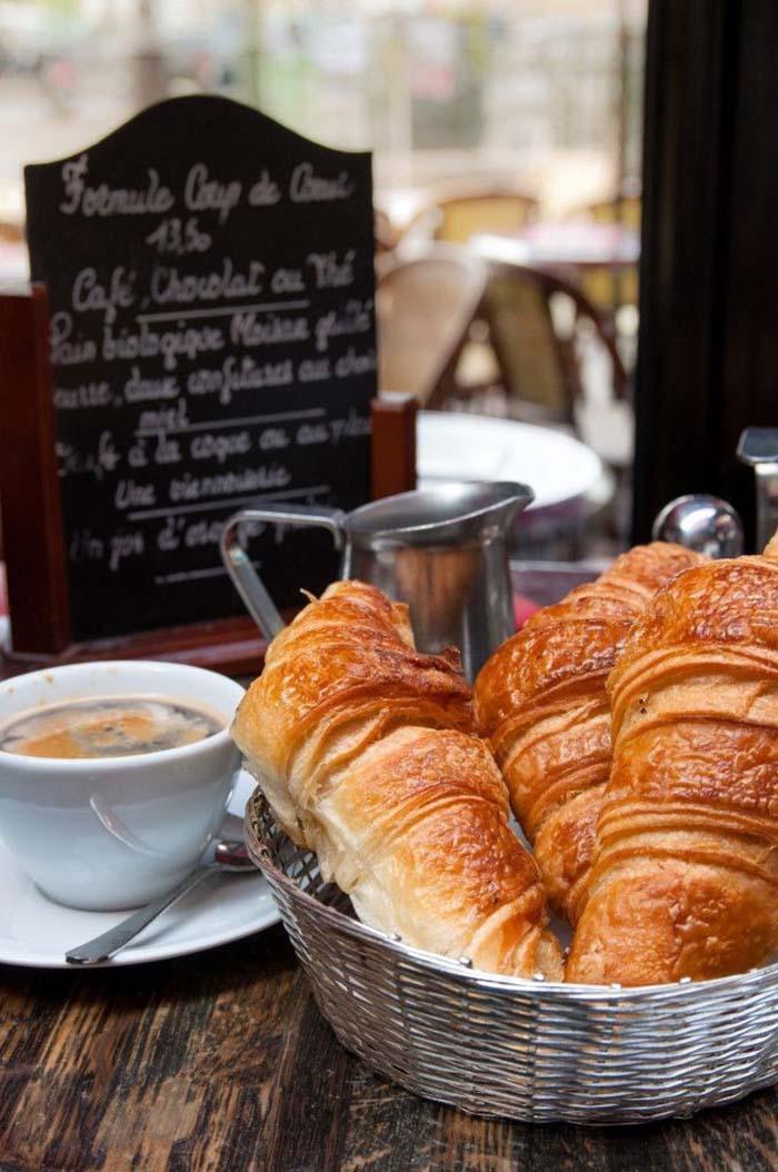 Cafe ăn sáng