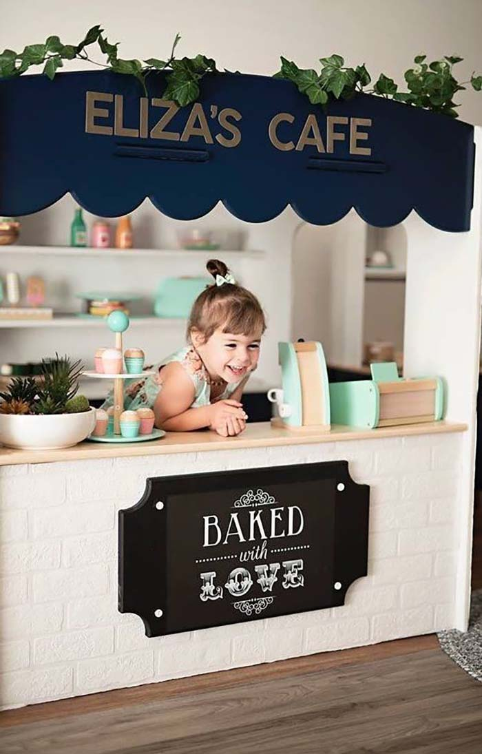 cafe kid