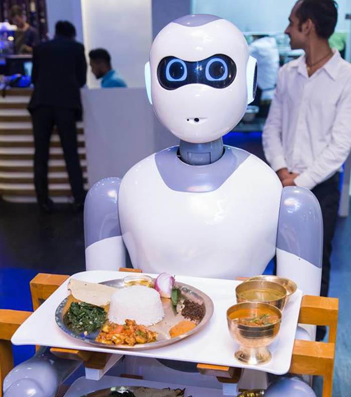 Cafe Robot