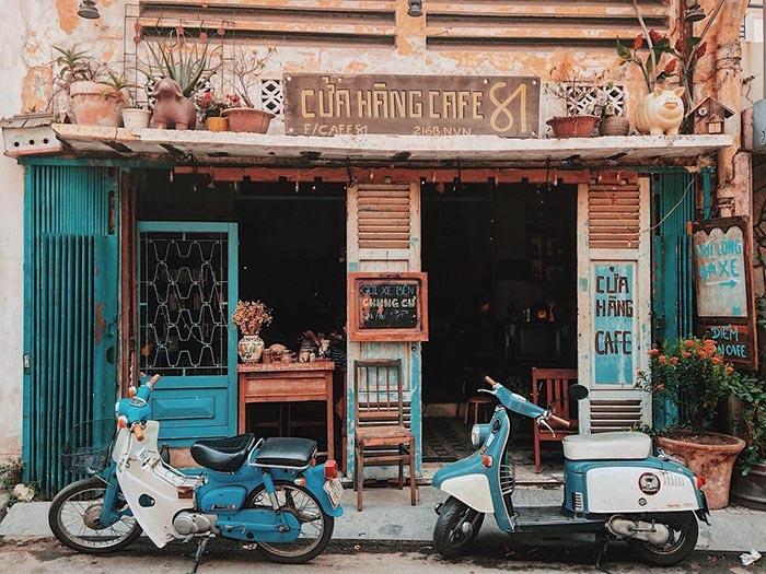cafe nhỏ