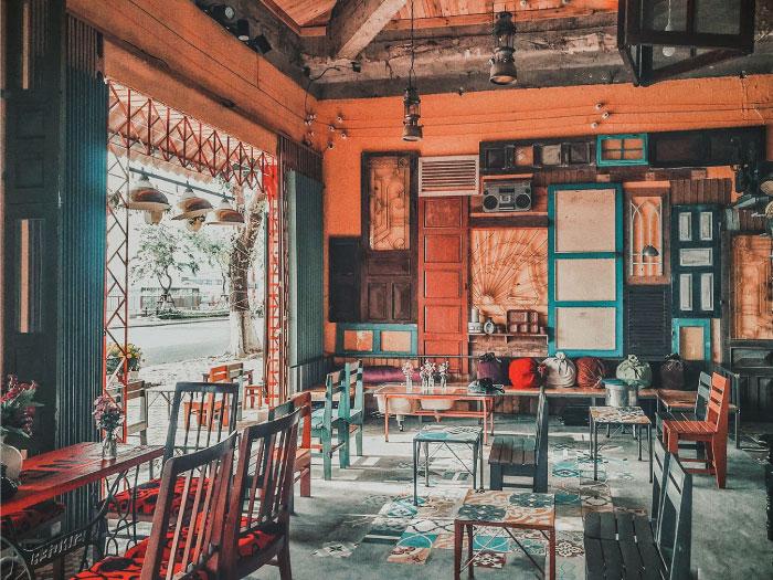 Ý tưởng mở quán cafe bình dân