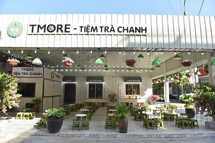 trà chanh tmore 1