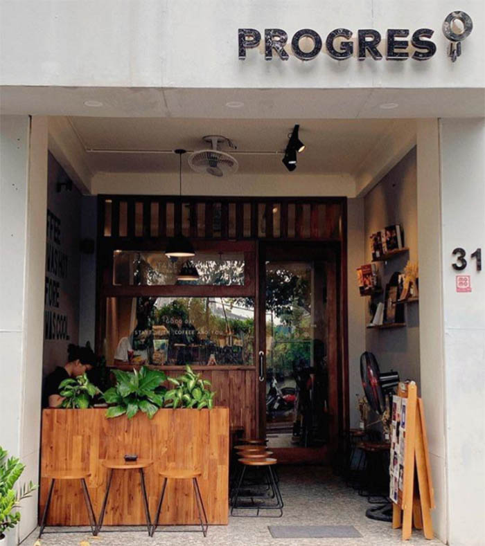 Progreso cafe