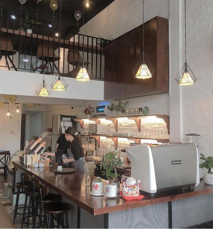 Bar Nhà cafe
