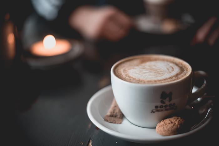 mô hình cafe trà sữa