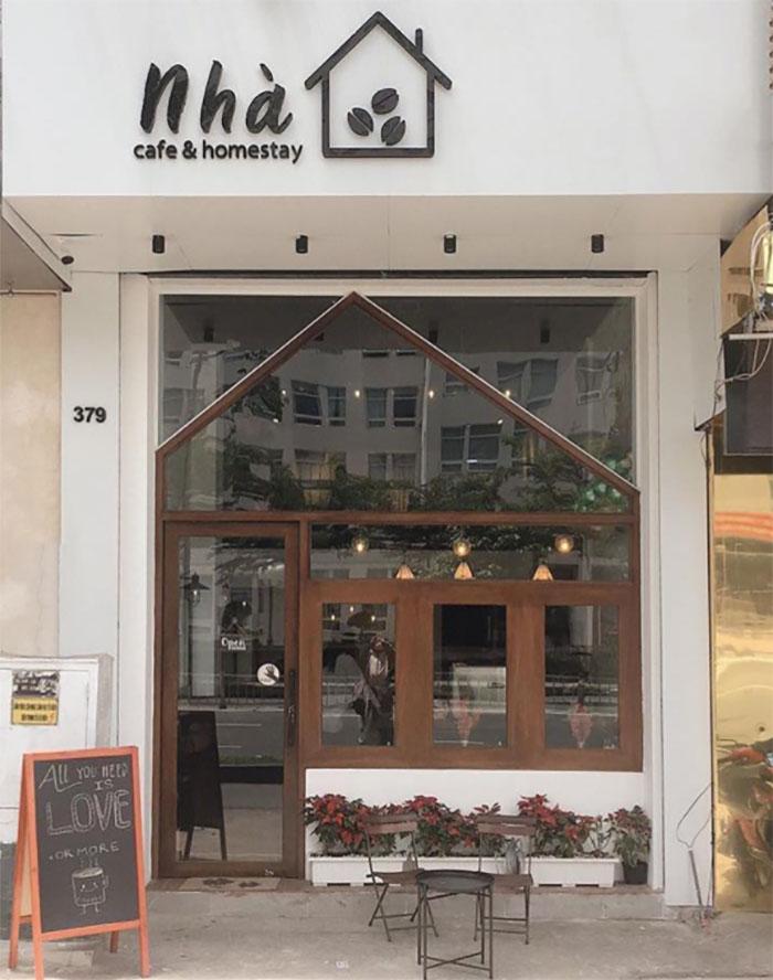 nhà cafe